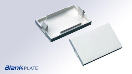 Tass LJ6C Blank Plate T100-672