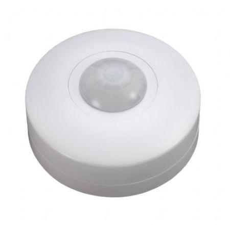 Zinc Loca 360º Infrared Motion Sensor Surface Mounted White | ZN-25153-WHT