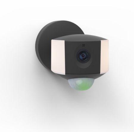 Lutec Ara 5w Compact LED Camera Light Black | 5198801330
