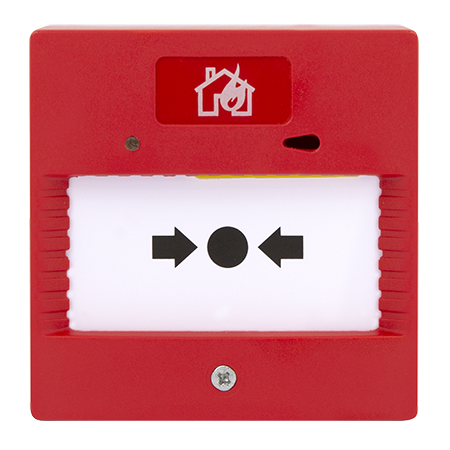 ESP MAGDUO Two Wire Fire Alarm IP65 Manual Call Point | MAGDUOCPIP65