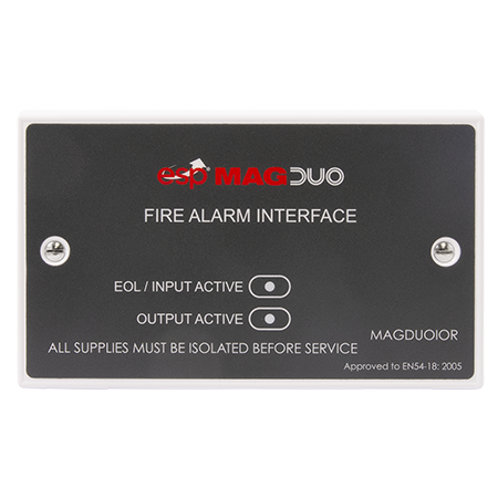 ESP MAGDUO Fire Alarm Interface Module for MAGDUO Systems | MAGDUOIOR