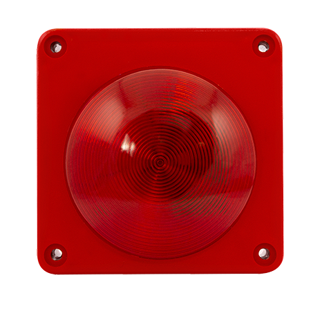 ESP MAGDUO IP55 Two Wire Fire Alarm Strobe Red | MAGDUOSIP55