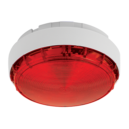 ESP MAGDUO Two Wire Fire Alarm Low Profile Sounder Strobe | MAGDUOSSLP