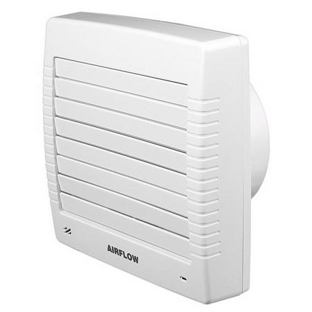 Airflow Maxivent Eco 150mm Timer Fan | 72678301