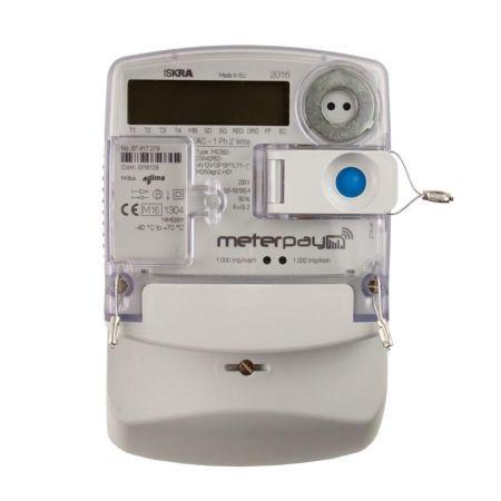 Stephen P Wales Smart Prepayment Meter with MeterPay ME382MP