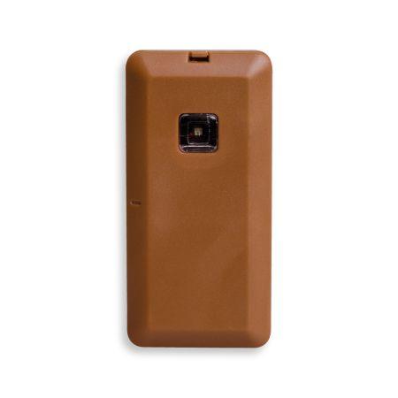Texecom Ricochet Micro Door Contact-W Brown GHA-0003