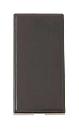 Click New Media Blank Module - Black MM450BK