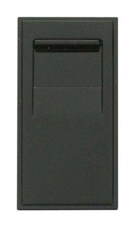 Click New Media Telephone Master Socket Black MM460BK