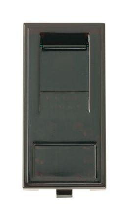 Click New Media RJ11 Outlet Module - Black MM470BK
