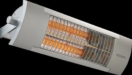 Dimplex 2kw Halogen Element Outdoor Patio Heater   OPH20