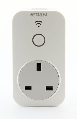 Optimum Connect Wi-Fi Plug-in Timer OP-TIPWF01