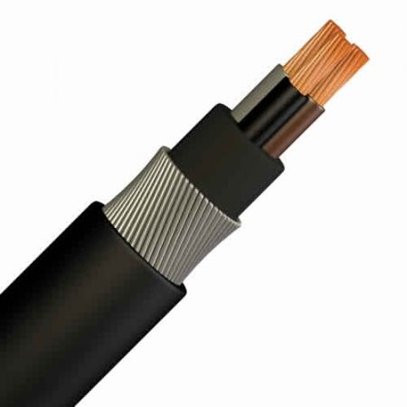 6mm² 6944X 4 Core SWA Armoured Cable   64A