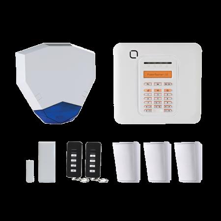 Visonic PowerMaster-10 G2 Wireless Alarm System  | PM103PIRKIT-AHEX