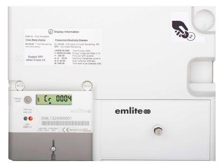 Stephen P Wales Emlite Prepayment Coin Meter PP1200