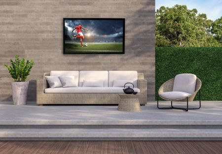ProofVision Aire Plus 75 Inch Weatherproof Smart TV | PV75AP-A