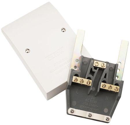 Click Polar 45a Easyfit Dual Cooker Outlet Plate PRW217