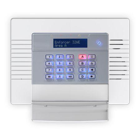Pyronix Enforcer V10 32 Zone Wireless Alarm Panel With DIGI-WIFI ENF32UK-WE