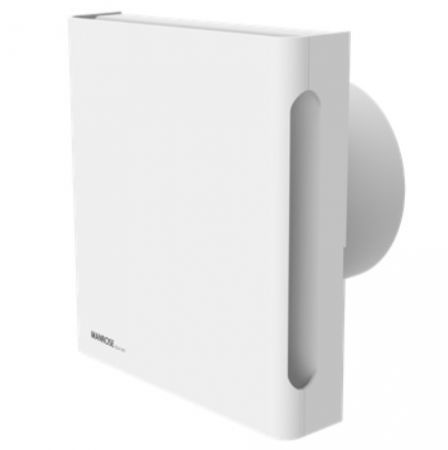 """Manrose X5 Conceal Quiet 4"""" Extractor Fan Timer 
