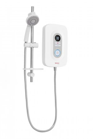 Redring Glow Thermostatic 8.5kW Digital Electric Shower | RGS8T