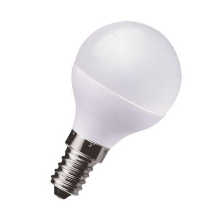 Kosnic Reon 5w LED Frosted Golf Ball Lamp E14/SES Daylight RLGLF05E1465K