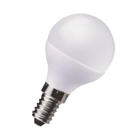 Kosnic Reon 5w Dimmable LED Frosted Golf Ball Lamp E14/SES Warm White RDGLF05E14-27-N