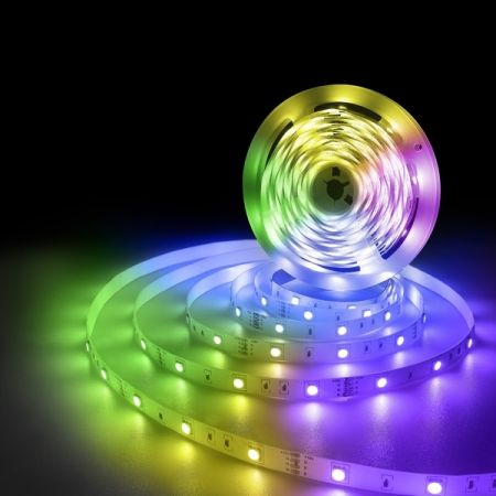 Link2Home WiFi & Bluetooth Full CCT RGBW Smart 5M LED Strip Light | L2H-STRIPRGBCCT