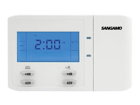 Sangamo Choice 2 Channel Heating & Hot Water Programmer PR2N