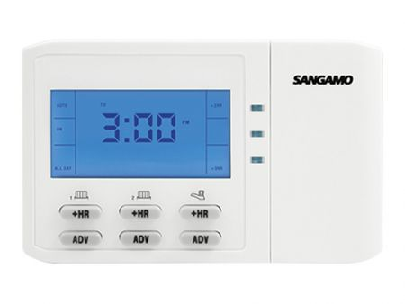 Sangamo Choice 3 Channel Heating & Hot Water Programmer PR3N