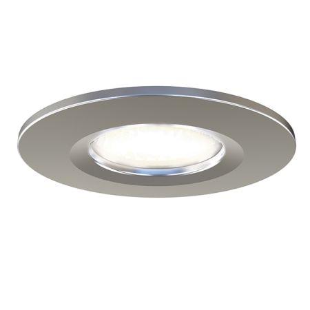 Ansell Prism LED Satin Chrome Bezel Accessory APRILEDBZ/SC