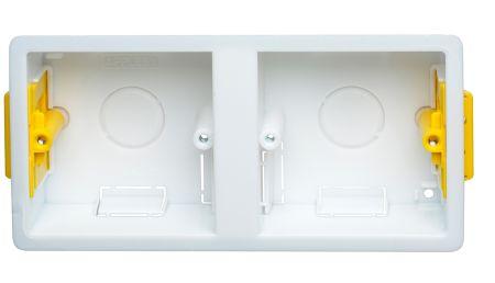 Appleby Dual Accessory 35mm Dry Lining Box SB637