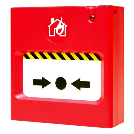 ESP Fireline Fire Alarm Call Point Surface Or Flush Mounting