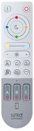 Lutec Connected Light Remote Control for Connected Lights | 9702315361