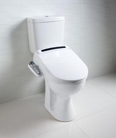 Spa Mito Smart Bathroom Toilet Seat White | SPA-34865