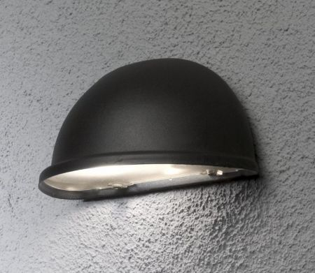 Konstsmide Torino E14 Wall Light Black | 7325-750