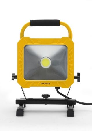 Stanley 240V IP44 Floor Standing 33w LED Work Light