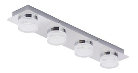 Spa Amalfi 4 Light Spotlight Bar 20w LED Cool White