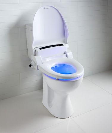 Spa Mito Smart Toilet Seat with Remote Control and LED Light | SPA-34864