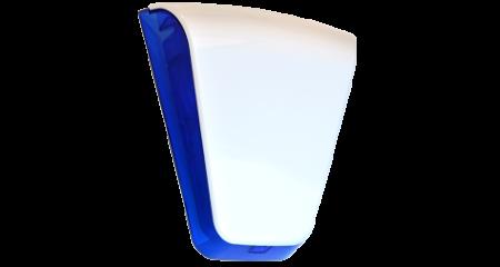 Scantronic Dummy External Sounder Blue Lense SDR-DEXT-BL-NC