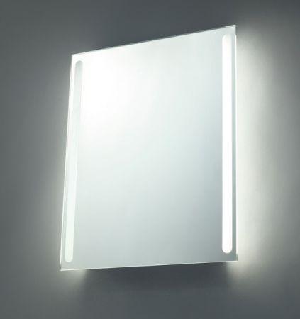 Spa Ion Illuminated 8w LED IP44 Bathroom Mirror | SPA-34039