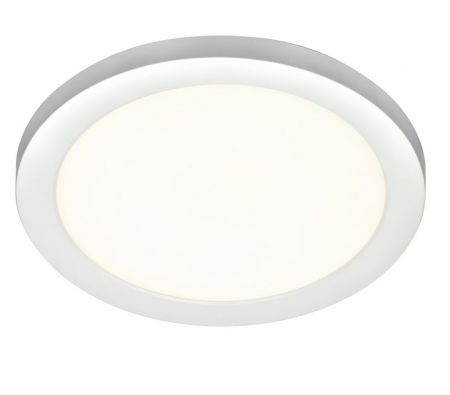 Spa Tauri 18w Large LED Wall Ceiling 5 in 1 Light   SPA-34009-WHT