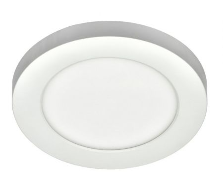 Spa Tauri 6w Small LED Wall Ceiling 5 in 1 Light   SPA-34008-WHT