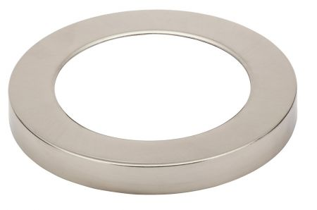 Spa Tauri Small Magnetic Ring Satin Nickel | SPA-340101-SNIC