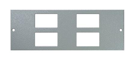Tass STO285 4 x RJ45/LJ6C Plate