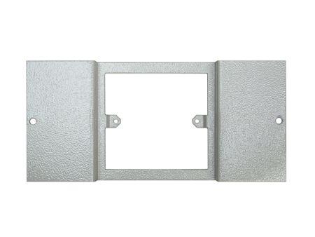 Tass STO286IFM FloorBox Flush Single Accessory Plate
