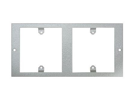 Tass STO286 2 x FloorBox Single Accessory Plate