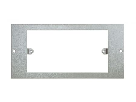 Tass STO287 FloorBox Standard Twin Accessory Plate