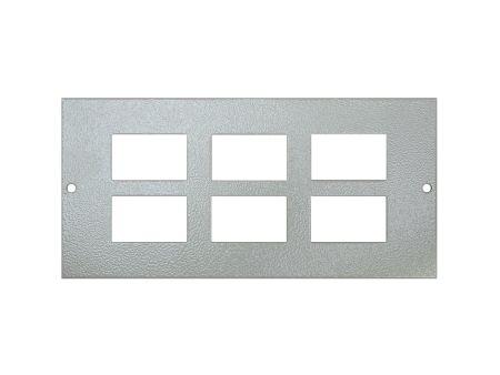 Tass STO289 FloorBox 6 Way Data Plate