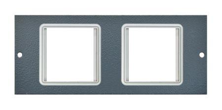 Tass STO304 2 x Euro 50x50mm Plate STO304
