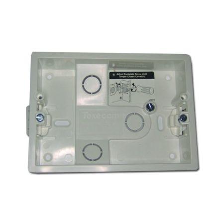 Texecom Back Box Plastic For FMK Premier Elite Keypad DBE-0002