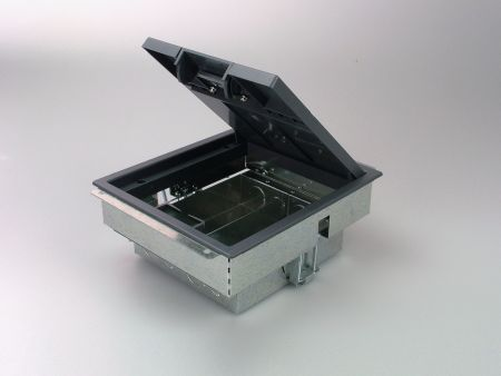 Tass TFB2S 2 Compartment Compact Floor Box